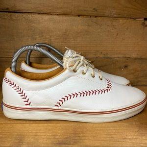 VTG Keds Baseball Championship Leather Shoes